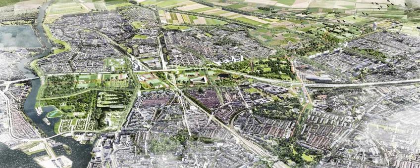 Verstedelijken en investeren in groen en gezondheid gaan hand in hand in Dordrecht