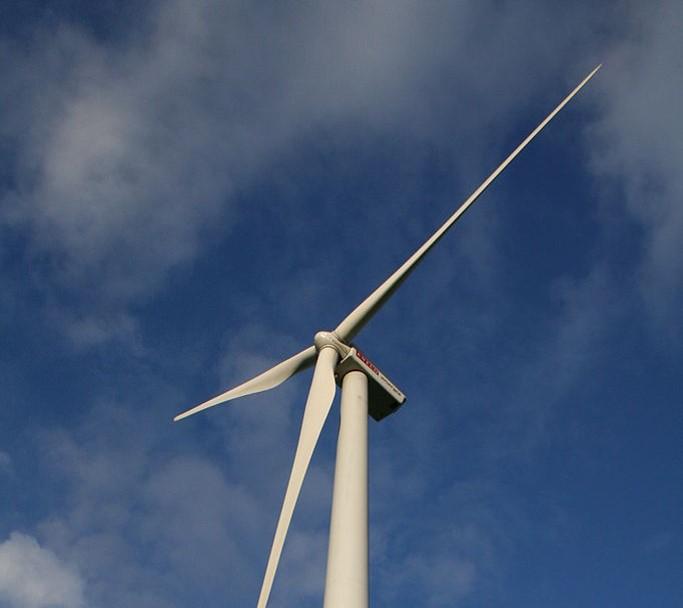 Wat betekenen windturbines voor een bedrijventerrein in Groningen?